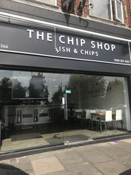 Thumbnail Restaurant/cafe to let in Kingsbury Road, London