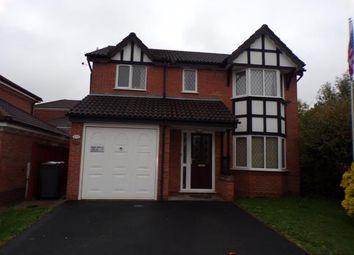 Thumbnail 4 bed detached house for sale in Sough Road, South Normanton, Alfreton, Derbyshire