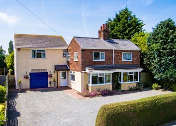 Thumbnail 4 bed detached house for sale in School Lane, Old Leake