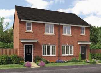 "Thumbnail 2 bed semi-detached house for sale in ""Yare"" at Bevan Way, Widnes"
