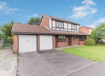 Thumbnail 4 bed detached house for sale in Firs Road, Bolton