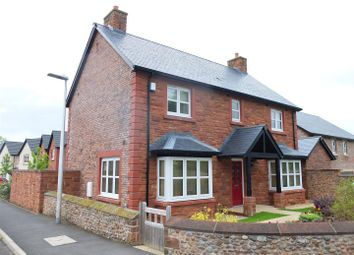 Thumbnail 4 bed detached house for sale in Bishops Way, Dalston, Carlisle