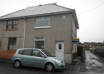 Thumbnail 3 bedroom semi-detached house for sale in Gwalia Crescent, Swansea