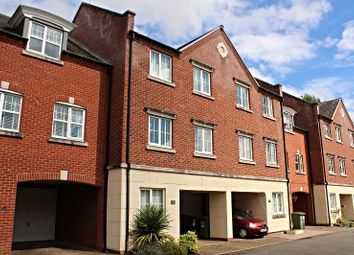 Thumbnail 4 bed town house for sale in Chester Road North, Kidderminster