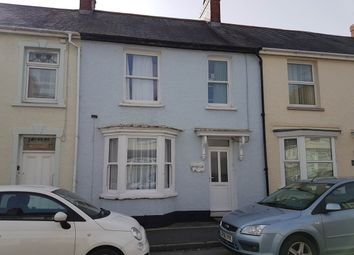 Thumbnail 4 bedroom terraced house to rent in Bryn Awelon, New Street, Lampeter