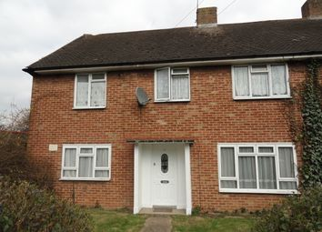 Thumbnail 2 bed maisonette to rent in Medlar Close, Northolt Middlesex