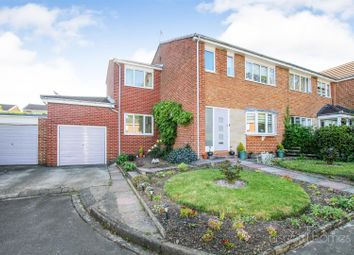 Thumbnail 3 bed property for sale in Frosterley Close, Newton Hall, Durham