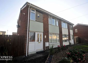 Thumbnail 2 bed semi-detached house for sale in Front Street, Hesleden, Hartlepool, Durham
