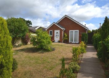 Thumbnail 2 bed detached bungalow for sale in Ellam Piece, Cheswardine, Market Drayton