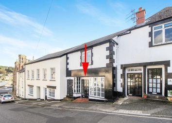 Thumbnail 3 bedroom flat for sale in Bridge Street, Bideford, Devon