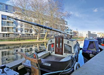 Thumbnail 1 bed houseboat for sale in Eagle Wharf Road, Islington