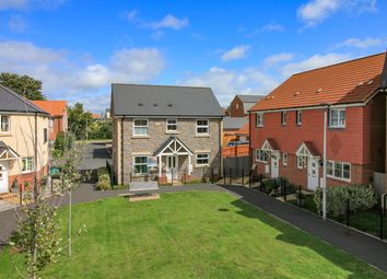 Thumbnail 3 bedroom detached house for sale in Higher Meadow, Cranbrook, Exeter