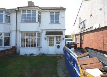 Thumbnail 3 bed semi-detached house for sale in Zealand Avenue, Harmondsworth, West Drayton