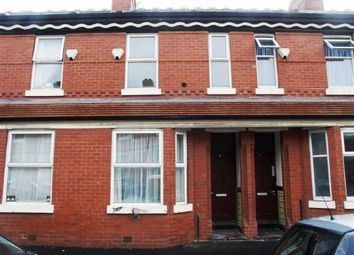 Thumbnail 2 bedroom terraced house to rent in Beveridge Street, Manchester