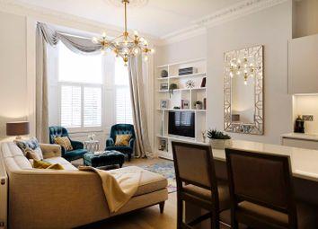 Colville Terrace, London W11. 2 bed flat for sale