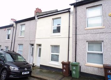 Thumbnail 2 bed terraced house for sale in Stoke, Plymouth, Devon