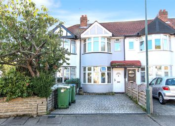 Thumbnail 2 bed terraced house for sale in Maple Crescent, Sidcup, Kent