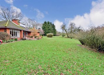 Thumbnail 3 bed bungalow for sale in Crocken Hill Road, Egerton, Ashford, Kent