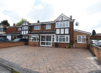 5 bed detached house for sale in Johnson Close, Hodge Hill, Birmingham B8