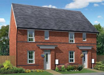 "Thumbnail 3 bed terraced house for sale in ""Barwick"" at Armitage Road, Rugeley"