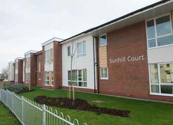 Thumbnail 2 bedroom flat for sale in Sunhill, Sunniside, Newcastle Upon Tyne