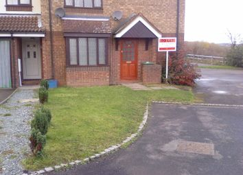 Thumbnail 1 bed flat to rent in Almond Close, Cannock
