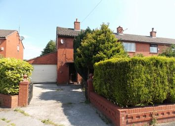 Thumbnail 2 bed terraced house to rent in Washacre, Westhoughton, Bolton