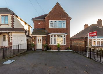Thumbnail 4 bedroom detached house for sale in Hydes Road, West Bromwich