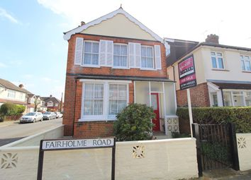 Thumbnail 3 bed detached house for sale in Fairholme Road, Ashford