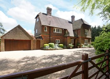 Thumbnail 5 bed detached house for sale in Trodds Lane, Guildford, Surrey