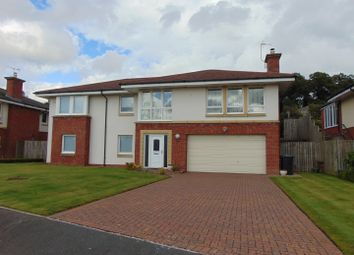 Thumbnail 5 bed detached house for sale in Turnberry Avenue, Dumfries