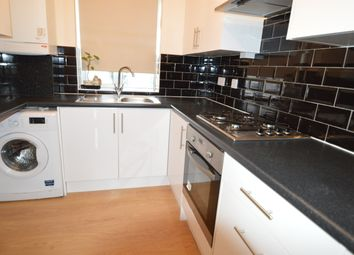 Thumbnail 2 bed flat to rent in Mollison Way, Edgware