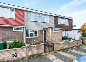 Thumbnail 3 bed terraced house for sale in Wykes Green, Basildon