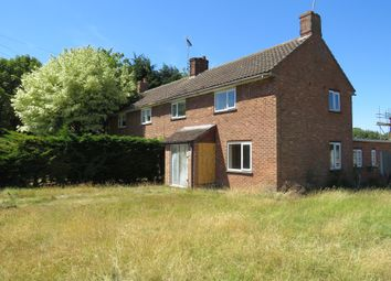 Thumbnail 3 bed semi-detached house for sale in Munsons Place, Feltwell, Thetford
