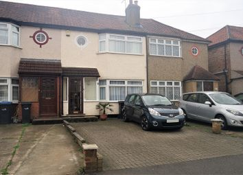 Thumbnail 2 bed terraced house to rent in Wheatfields, Enfield