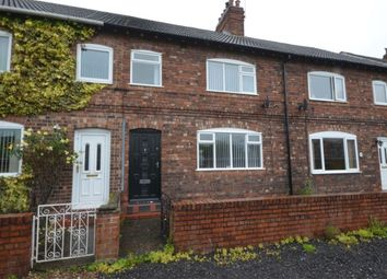 Thumbnail 3 bedroom terraced house to rent in Ouse Bank, Selby