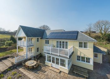 Thumbnail 5 bedroom detached house for sale in Branscombe, Seaton