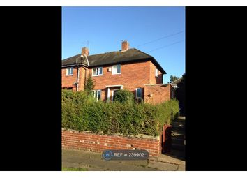 Thumbnail 3 bed semi-detached house to rent in Kilvington Crescent, Sheffield