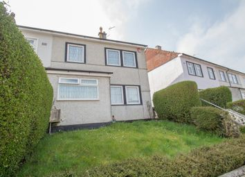 Thumbnail 3 bedroom detached house for sale in Fountains Crescent, Plymouth