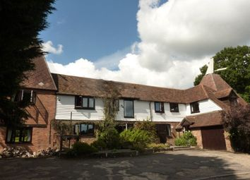 Thumbnail 6 bed property to rent in Biddenden, Ashford