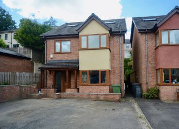 Thumbnail 4 bed detached house for sale in Oakwood Road, Accrington