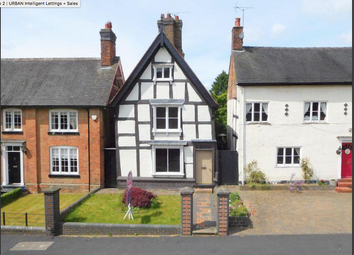 Thumbnail 5 bed detached house to rent in Main Road, Betley, Crewe