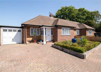 Fortescue Road, Weybridge, Surrey KT13. 2 bed bungalow for sale