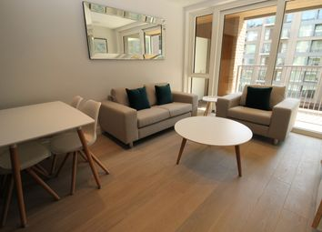 Thumbnail 1 bed flat to rent in Chelsea Creek, Lockside House, Chelsea