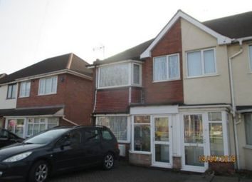 Thumbnail 3 bedroom property to rent in Sandy Lane, Great Barr, Birmingham