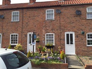 Thumbnail 1 bedroom terraced house to rent in Main Street, Swanland, North Ferriby