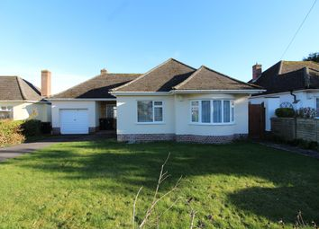Thumbnail 2 bed detached bungalow for sale in Field Way, Highcliffe Christchurch, Dorset