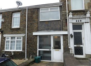 Thumbnail 2 bed terraced house for sale in New Road, Skewen, Neath, West Glamorgan