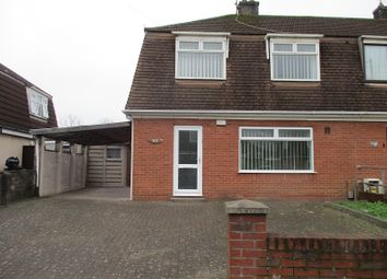 Thumbnail 3 bed end terrace house to rent in Vivian Park Drive, Sandfields, Port Talbot, Neath Port Talbot.
