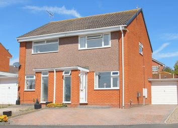 Thumbnail 2 bed semi-detached house for sale in Pebworth Close, Church Hill North, Redditch